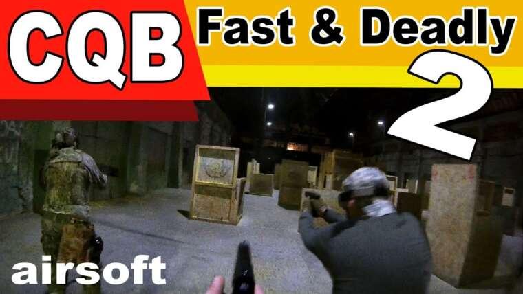 Airsoft Srbija, CQB: Fast & Deadly 2, BANDE-ANNONCE + vidéo PROLONGÉE