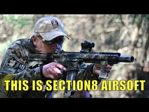 Section8 Airsoft Promo HD