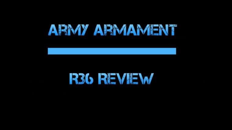[SFA] Revue de l'Armée Armée R36