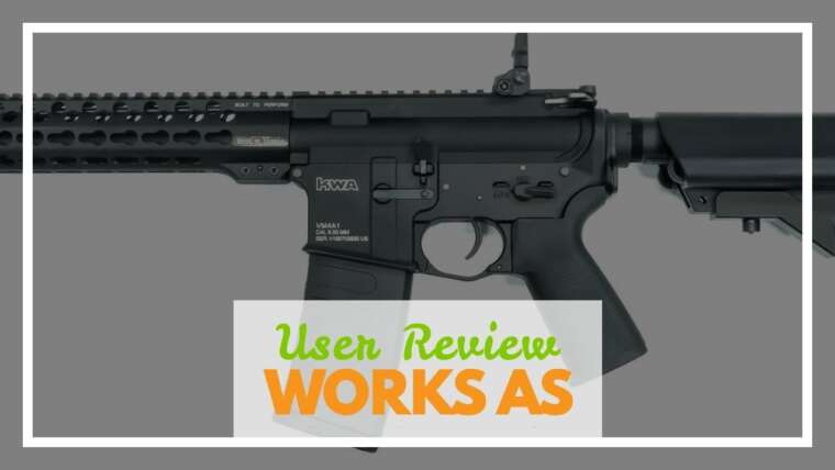 Revue de l'utilisateur pour M226 NS2 Airsoft Pistol Magazine, 23 Rds