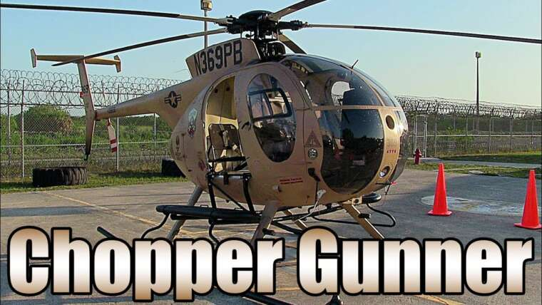 AIRSOFT HELICOPTER GUNNER |  Opération: Overwatch 3 – Ep.  1
