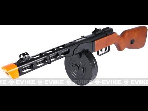 Airsoft Evike.com- S&T Full Metal PPSH-41