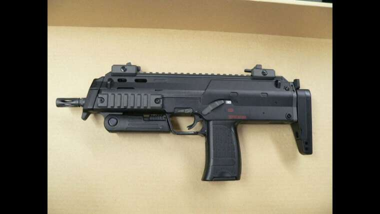POUR MP7 Airsoft Review
