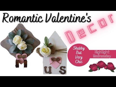 Décor romantique de la Saint-Valentin |  Minable mais très chic |  Highlight mercredi |  Style avec Pat