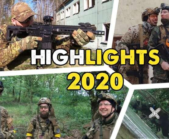 Airsoft Highlights 2020 (ENG SUB)