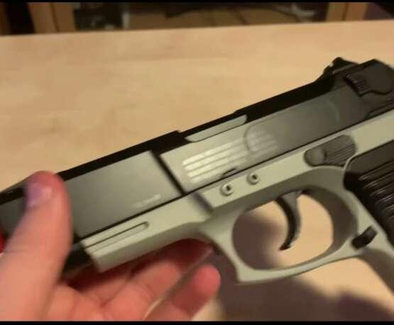 Revue du pistolet Gamface M39 Springer