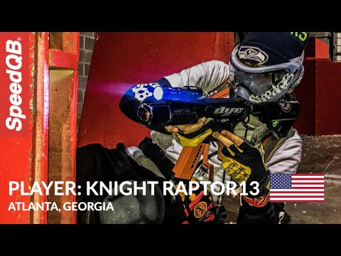 Montage SpeedQB par Raptor13 de Knight Speedsoft d'Atlanta, Géorgie 🇺🇸    Pleins feux sur SpeedQB