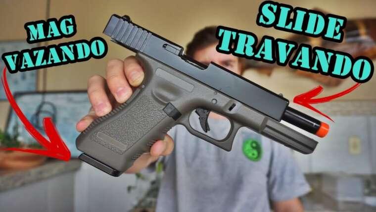 Comment j'ai résolu TOUS LES PROBLÈMES de l'armement de l'armée Glock R17 !!