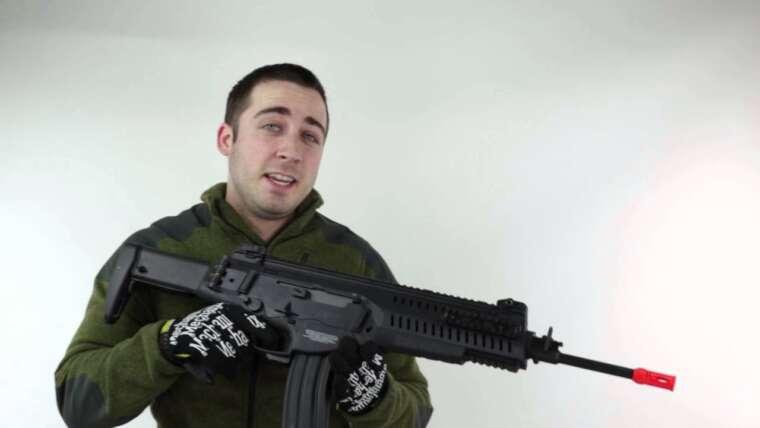Beretta ARX160 Elite et Competition AEG – Examen du pistolet Airsoft