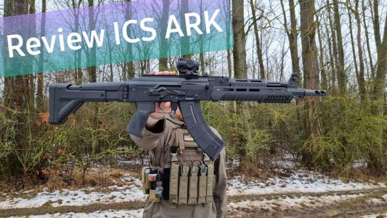 Évaluer ICS CXP ARK S-AEG