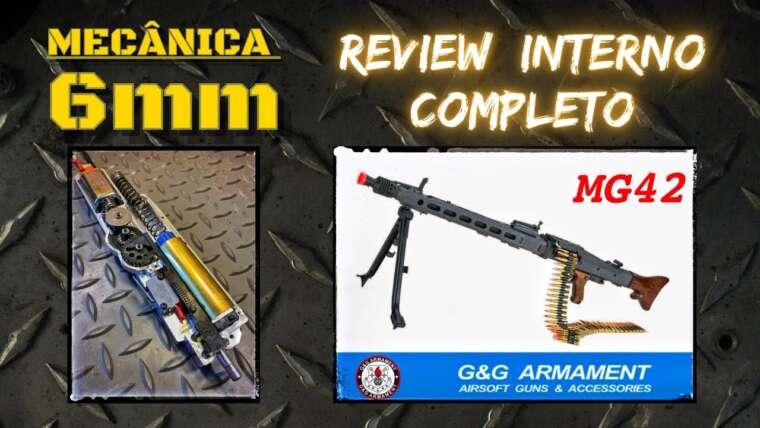 Avis interno completo – MG42 G&G