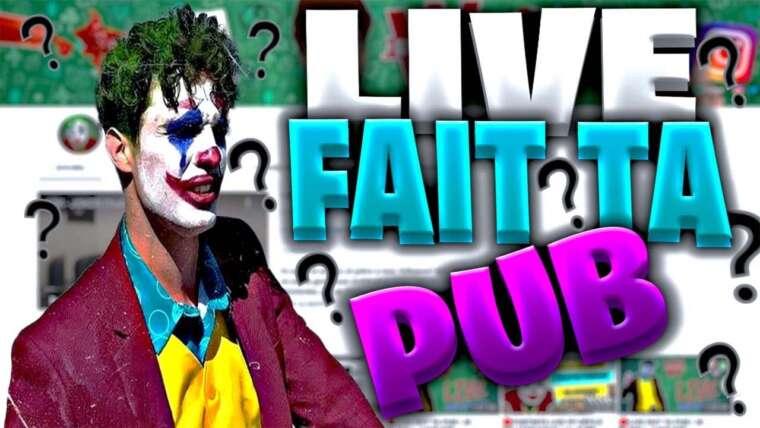 🔴🔴LIVE FAIT TA PUB ! JE T'AIDE A AVOIR DES ABONNES SUR YOUTUBE ! #Abonné #livefaittapub