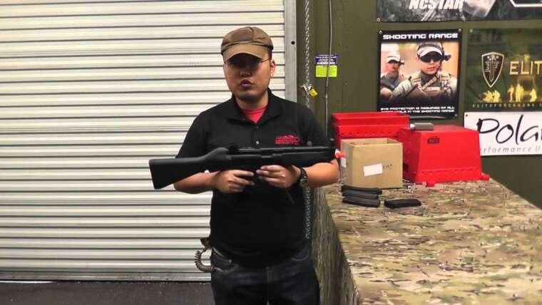 Airsoft GI Uncut – Examen d'une minute    Elite Force H&K Full Metal MP5A4 – 14988