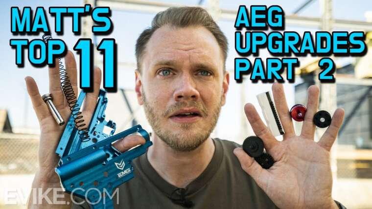 Les 11 meilleures mises à niveau AEG de Matt – Partie 2