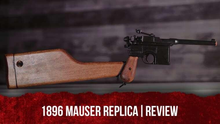 Réplique de 1896 Mauser – Critique