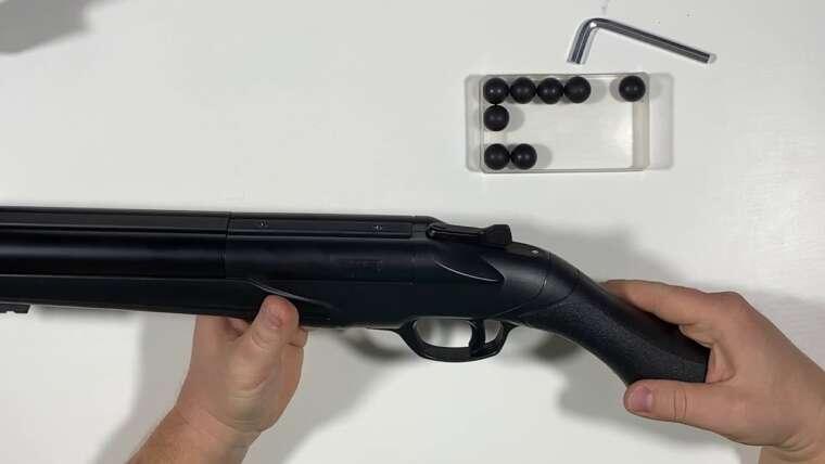 My Oqtagon Review Balles en caoutchouc pour fusil de chasse RAM T4E HDS .68 16 J Umarex Référence: 8075
