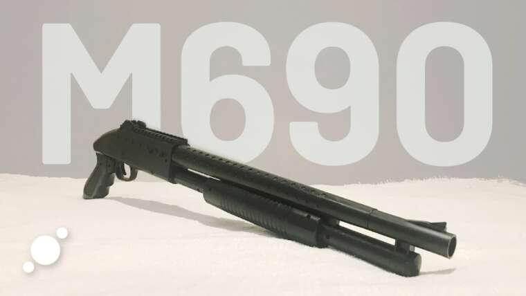 M690 Type de ressort de fusil de chasse Airsoft (Shopee) 368 PHP / 7 USD    Le type de ressort bon marché le plus puissant?