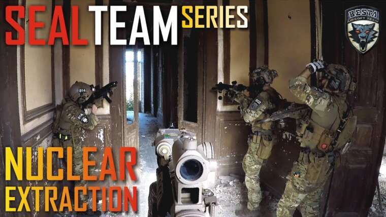 Série Seal Team: Extraction nucléaire [ Best Airsoft Gameplay ] [ High Intensity Milsim  ]