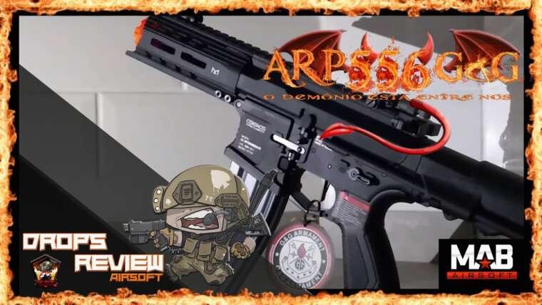 ARP 556 G&G |  REVUE DROPS |  AIRSOFT |  TIO NERF