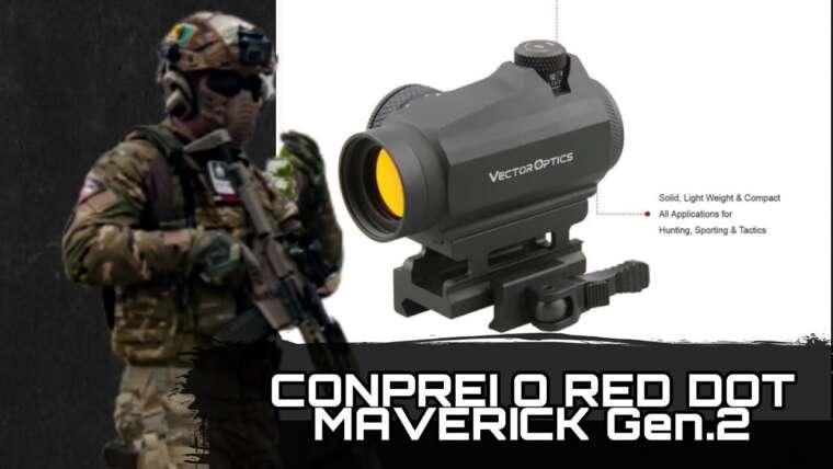 REVUE – RED DOT MAVERICK Gen.2