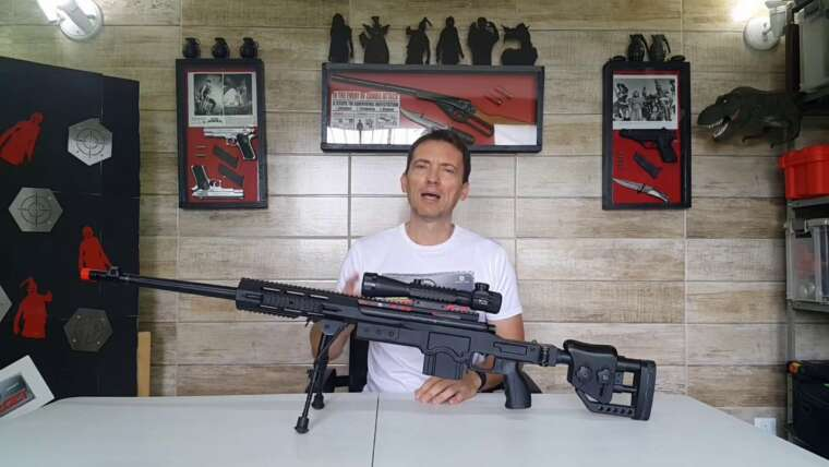 examen sniper bien fusil MB44 d'airsoft vaut l'achat?  OPINION SINCÈRE