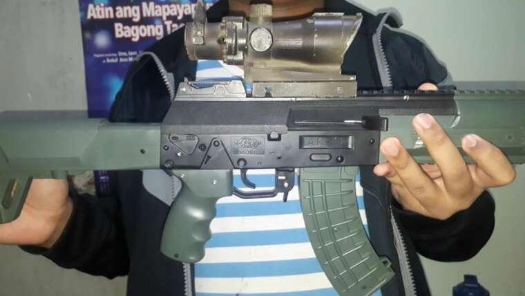 Nouvel examen du Pinoy Spring Airsoft AK-12 avec rechargement de test