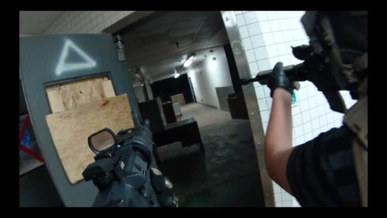 Airsoft War – Combat City (Indoor Arena) – Partie 1: Ep.  1