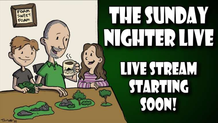 The Sunday Nighter Live – votre émission hebdomadaire de questions-réponses sur le terrain 😃