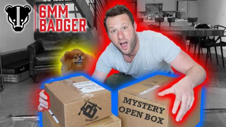 Double déballage «Mystery Open Box» d'Evike !!