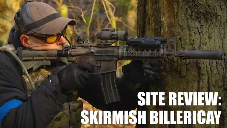 Escarmouche Billericay |  Visite du site |  Georaga Airsoft