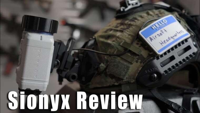 La revue Sionyx Aurora: le bon, le GRAND et la correction des stups