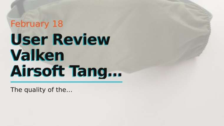 Critique des utilisateurs Valken Airsoft Tango Thermal Lens Goggles