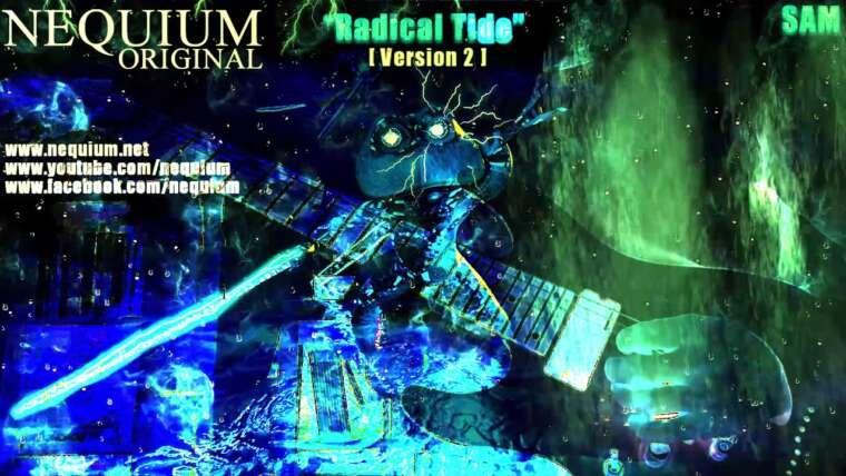 Marée radicale [Version 2] (Electronic Fantasy Metal)