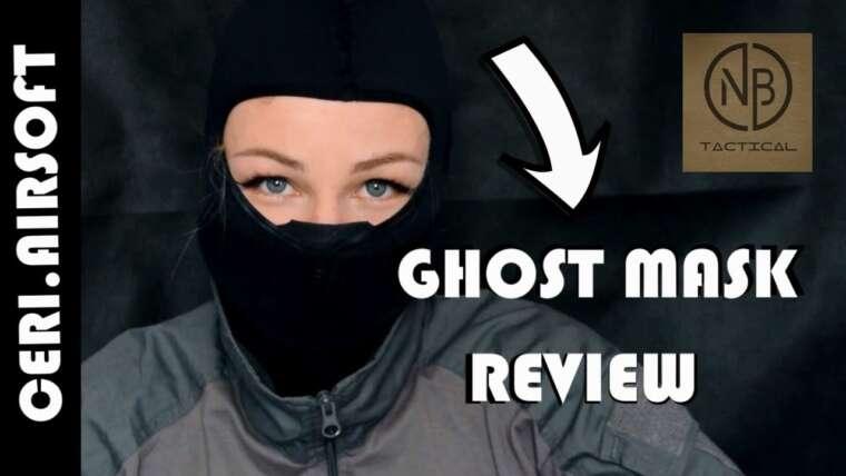 REVUE de masque fantôme    NB Tactique