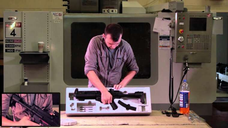 Unboxing G&G Top Tech MP5SD6 Blow Back Airsoft Gun – EpicAirsoftHD