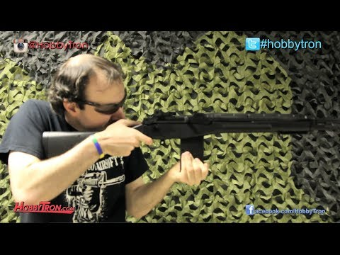 M14 M160-B2 Airsoft Sniper Rifle Review