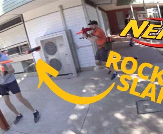 (Gameplay) Rocket SLAP – Dart Drop