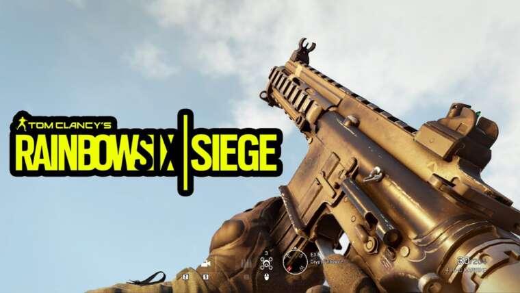 Rainbow Six Siege – Vitrine de toutes les armes (mise à jour 2021)
