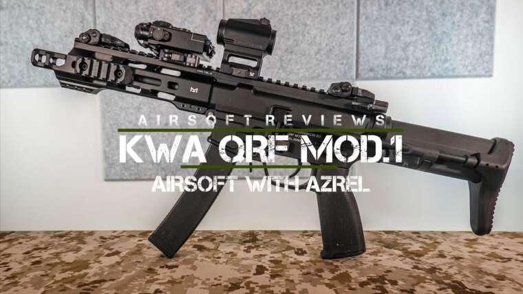 Procédure pas à pas pour FOR QRF Mod.1 – Airsoft avec Azrel