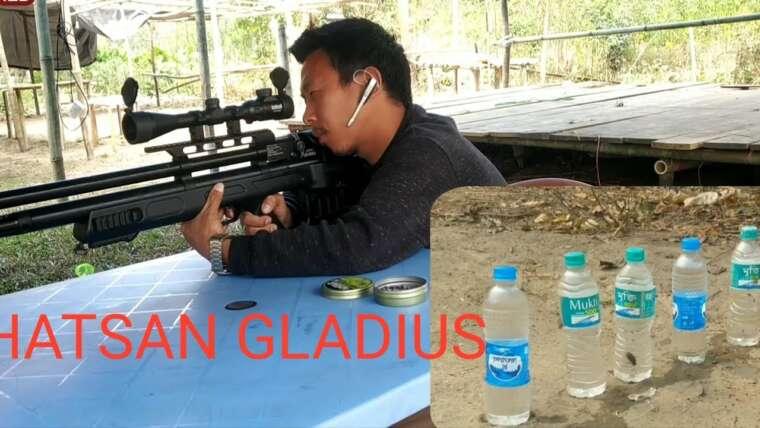 Brève revue de HATSAN GLADIUS // K AG WORLD //