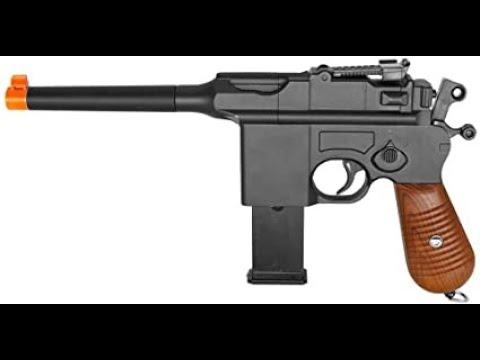 Critique du Double Eagle C96 (Display Gun)