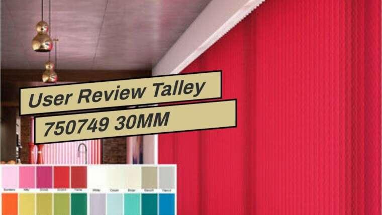 Avis d'utilisateur Talley 750749 30MM Modèles 21, 38, 51 et 57M (haut) 0,6 hauteur