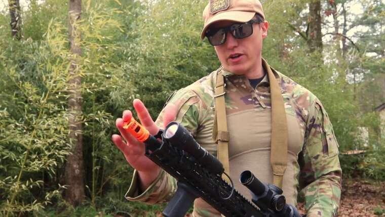 fusils airsoft pour l'entraînement / examen vfc avalon