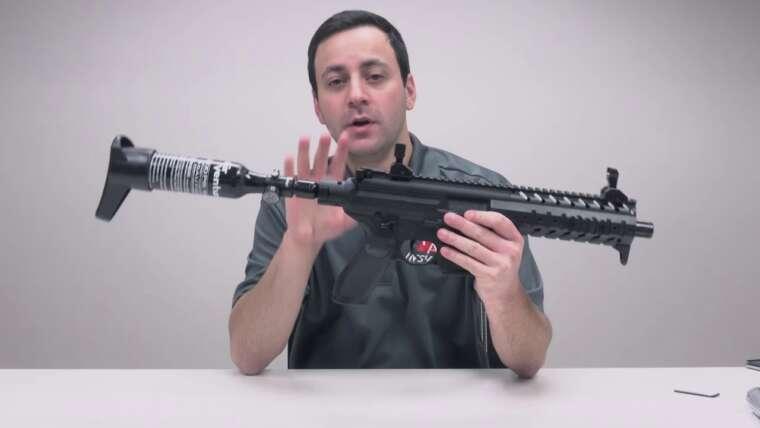 Air Venturi HPA Tank – Convertir le pistolet CO2 en HPA