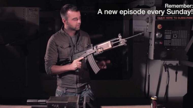 Test du pistolet Airsoft ICS Galil + test au banc 30m – EpicAirsoftHD – Episode 23
