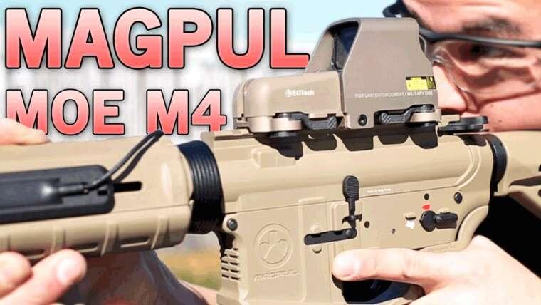 Magpul Full Metal MOE 11.5 CQB M4 – Meubles Magpul presque complets |  Airsoft GI