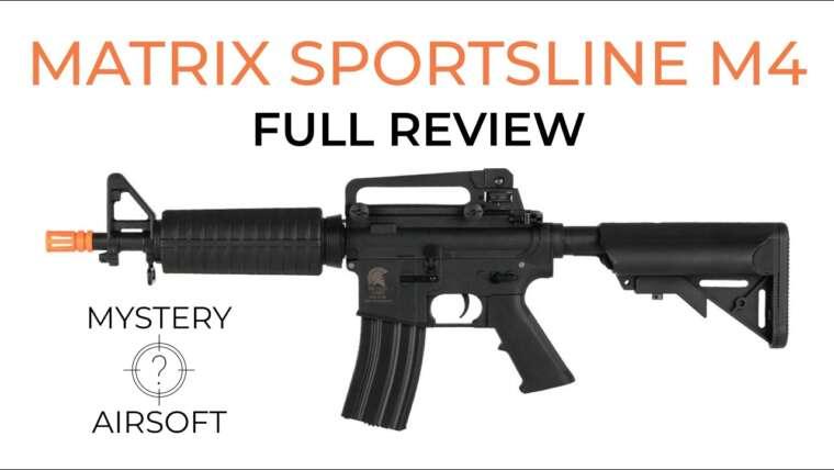 Revue complète de la Matrix M4 Sportsline