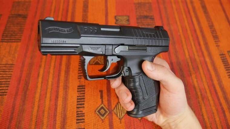 UMAREX Walther P99 Softair EXAMEN