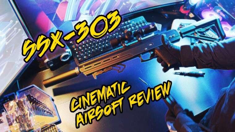 Novritsch SSX303 // Revue Cinematic Airsoft // Deutsch
