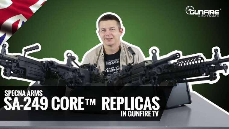 Specna Arms SA249 – La revue Polymer LMG